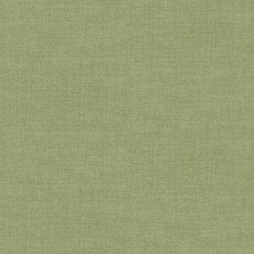 Green 1473/G4 Linen Texture Makower.Effen groene stof in linnenlook. Quiltstof, 100% katoen, 1.10m breed of als fat quarter