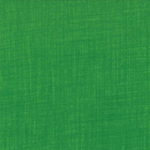 Kelly Weave 9898-67 Moda.Groene linnenlook.Quiltstof, 100% katoen, 1.10m breed.