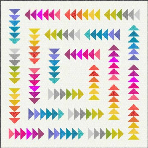 Ontworpen voor de collectie Sunprints van Marcia Derse door Lynne Goldsworthy van lilysquilts.blogspot.com