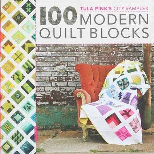 Boek: 100 Modern Quilting Blocks van Tula Pink