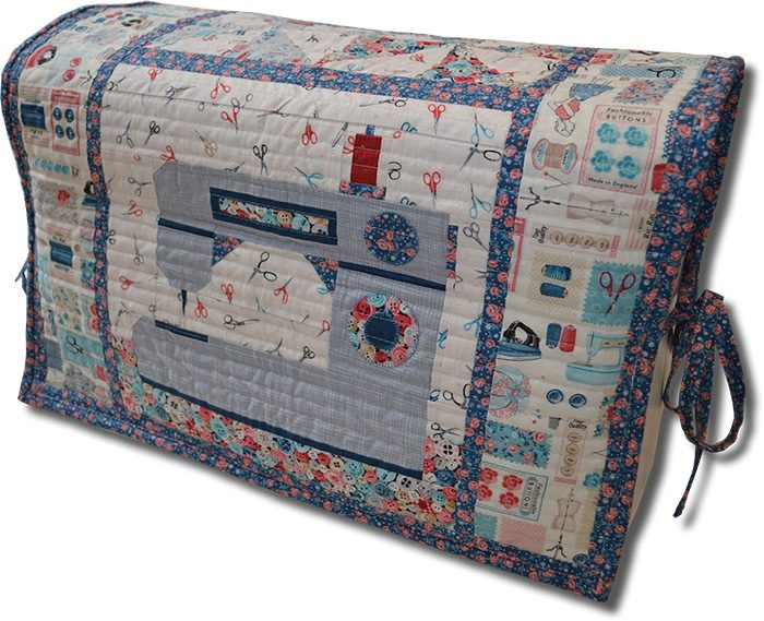 Hoes Stitch in Time Gratis quilt patroon Makower