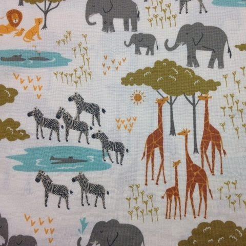 Safari Life bij Quiltkompas