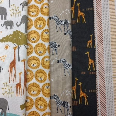 Safari Life pakket Day bij Quiltkompas