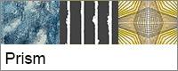 Moderne quilt stof Prism van Giucy Giuce voor Makower