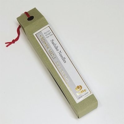 Naalden handquilten Sashiko Boro