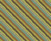 moderne quilt stof strepen