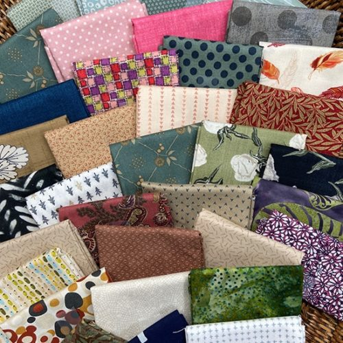 quilt stof surprise fat eights